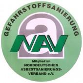 NAV e.V. Hamburg: Asbest und Asbestsanierung TRGS 519, TRGS 521, Schadstoffsanierung und Gefahrstoffsanierung BGR 128 - DGUV Regel 101-004, Schimmelpilzsanierung: Qualität zu günstigen Preisen und Sachkunde (Schulung und Fortbildung) der Mitarbeiter